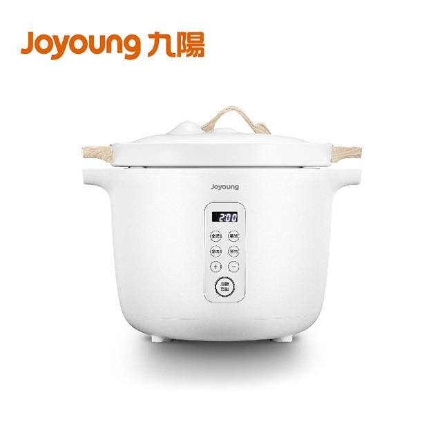 【JOYOUNG 九陽】3.5L 北山陶瓷慢燉鍋