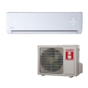HERAN禾聯 R410A冷暖5-7坪 變頻一對一冷暖型空調HI-G41H/HO-G41H(P)
