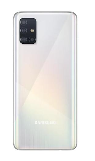 Samsung A51 晶礦白