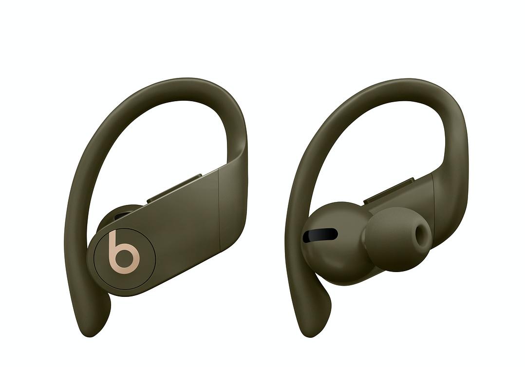Powerbeats Pro - 完全無線耳機 - 叢林綠(P)