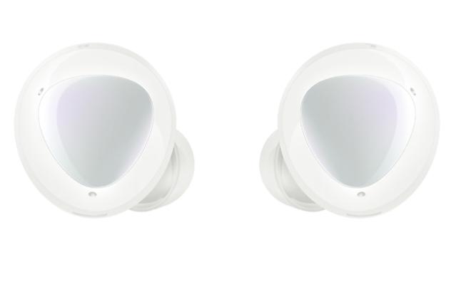 Galaxy Buds+ 真無線藍牙耳機-月光白(P)
