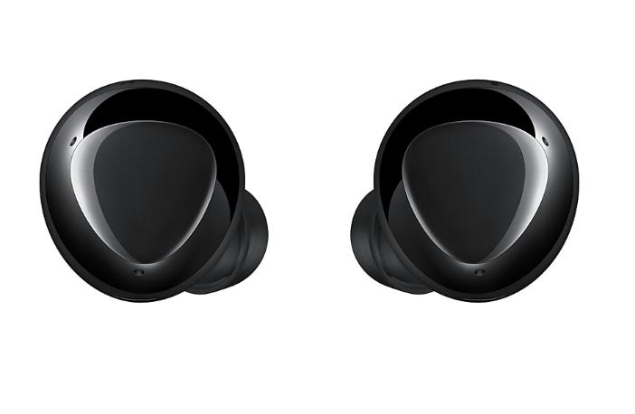 Galaxy Buds+ 真無線藍牙耳機-琺瑯黑(P)