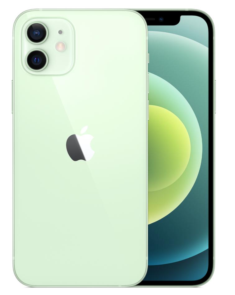【APPLE】2020 iPhone12 64GB 綠色