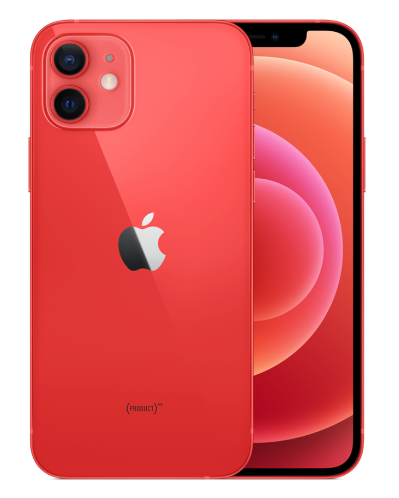 【APPLE】2020 iPhone12 128GB 紅色