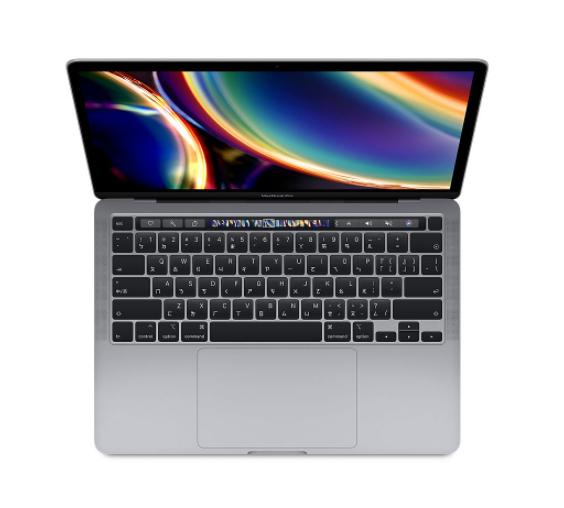 2019 APPLE Macbook Pro 13吋 2.0GHz Intel Core i5 4 核心 RAM:16GB  ROM:512GB  灰色