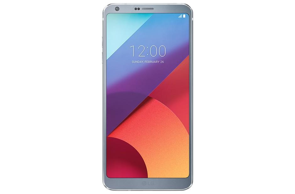 LG G6 冰晶銀