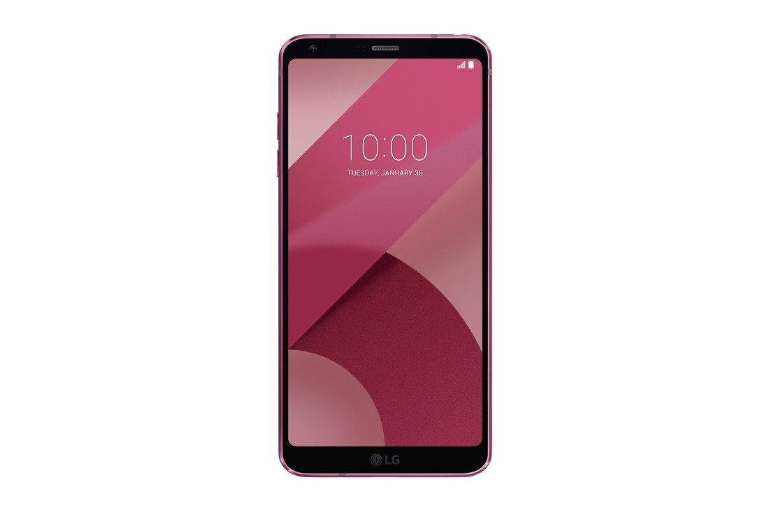 LG G6 霞光紅