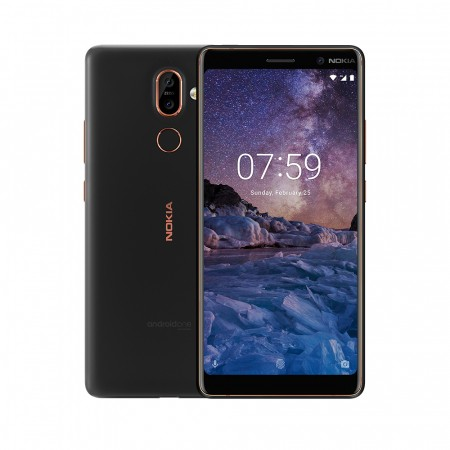 Nokia 7 Plus 4GB/64GB 穹蒼白