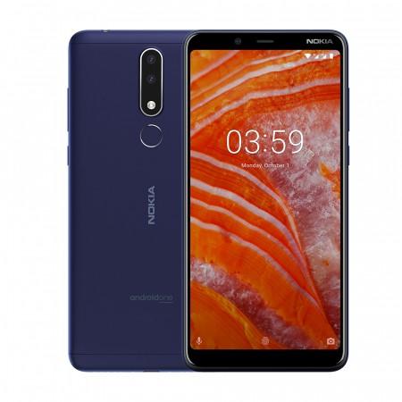 Nokia 3.1 Plus 3GB/32GB 藍色