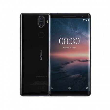 Nokia 7 Plus 4GB/64GB 月蘊黑