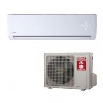 HERAN 禾聯 R32變頻12-15坪 一級冷暖分離式空調HI-GA85H/HO-GA85H(P)