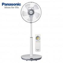 Panasonic國際牌 12吋DC變頻經典型溫感遙控立扇F-S12DMD(P)