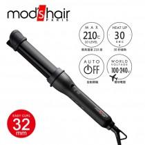 【mod's hair】環球電壓 EASY CURL 32mm超進化陶瓷捲髮器(MHI-3255-K-TW)(M)