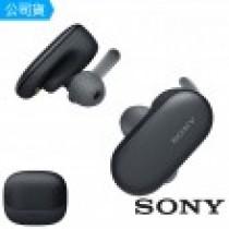 【SONY 索尼】WF-SP900 真無線防水運動藍牙耳機-黑色(P)