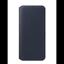 Samsung Galaxy A30 翻頁式皮套 黑
