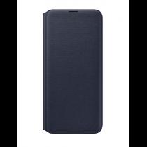 Samsung Galaxy A20 翻頁式皮套 黑