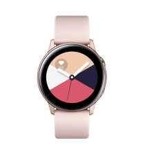 Samsung Galaxy Watch Active 玫瑰金