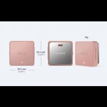 SONY 立體聲藍牙耳機 SBH24 粉紅