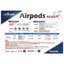 Apple Airpods完備計畫人為保險
