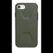 【UAG】CIVILIAN 耐衝擊簡約保護殼 iPhone 12 綠