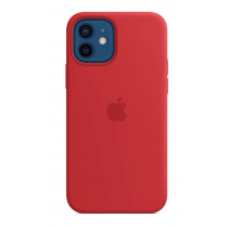 2020 iPhone 12 | 12 Pro MagSafe 矽膠保護殼 - (PRODUCT)RED紅色-510
