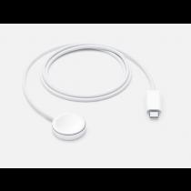 Apple Watch 磁性充電器對 USB-C 連接線 (1 公尺)