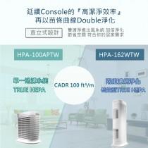 美國Honeywell-抗敏系列長效型清淨機HPA-162WTW(P)