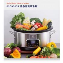 伊萊克斯7L營養萃取舒肥慢燉鍋 ESC6503