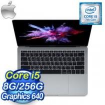 2017 13 吋 MacBook Pro  NO Touch Bar 256G 灰色