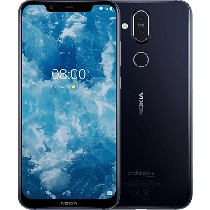 Nokia 8.1 4GB/64GB 星夜藍